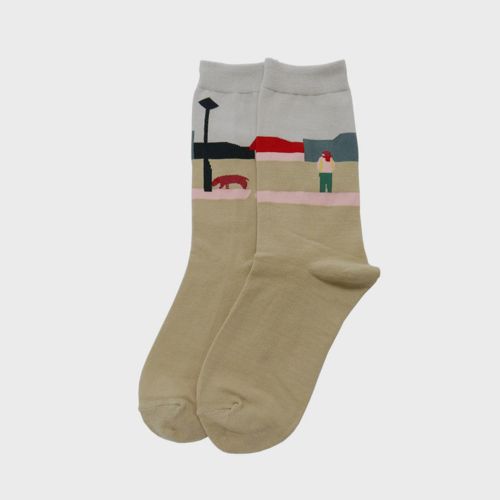 PINZLE x IHM Socks - The Afternoon of Winter