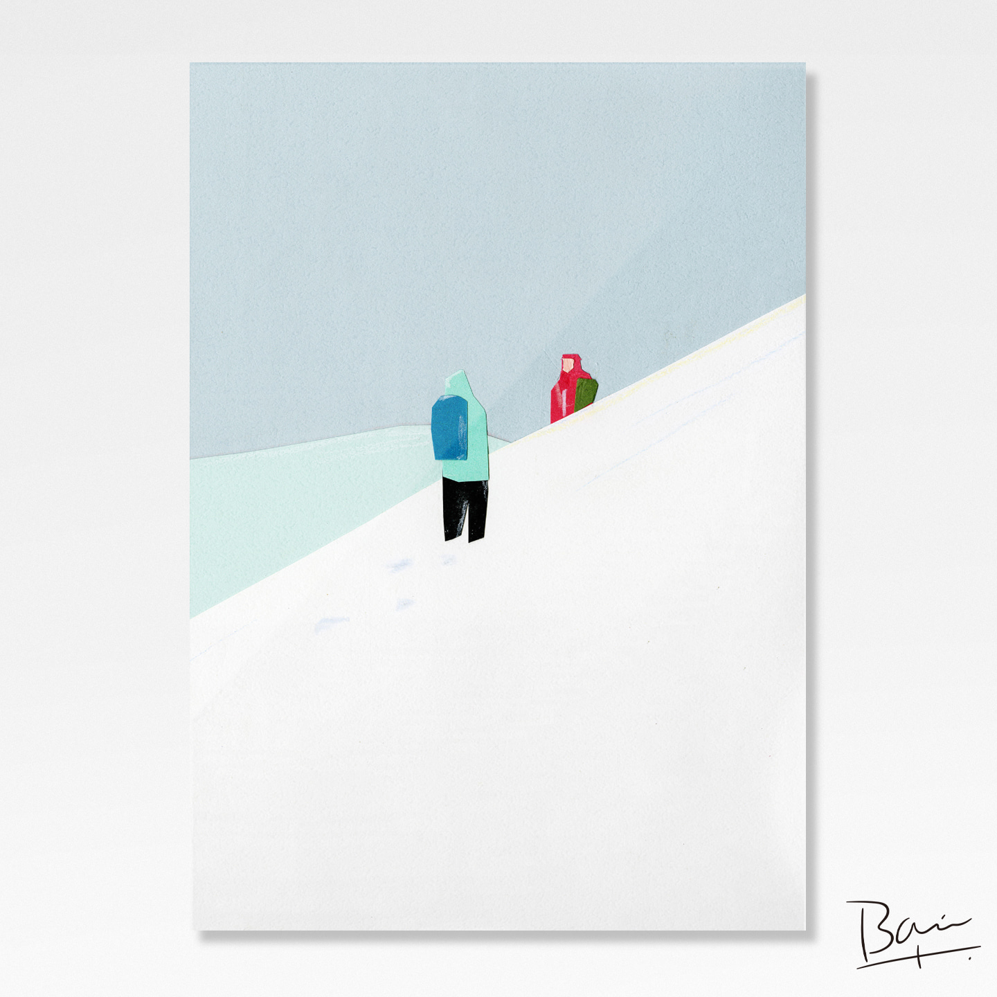 Snow Mountain